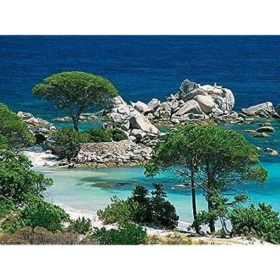 Ravensburger Nathan Spiaggia Di Palombaggia Corsica Puzzle