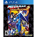 Mega Man Legacy Collection 2 - PlayStation 4