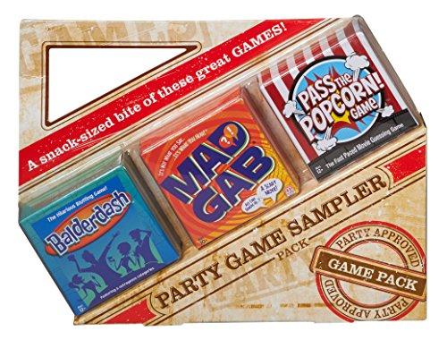 Mattel Games Mattel Games 3-in-1 Party Game Sampler
