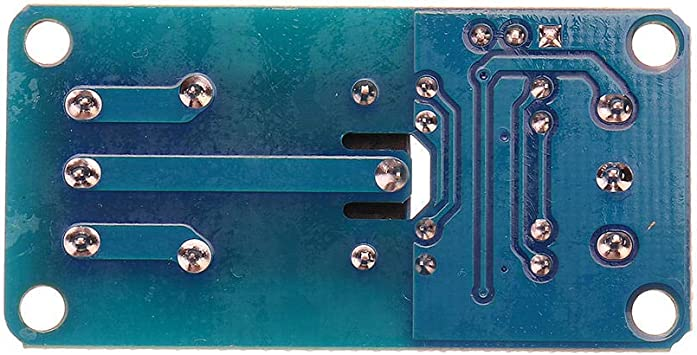 BESTEP 1 Channel 5v Relay Module High And Low Level Trigger For Arduino: Amazon.es: Coche y moto