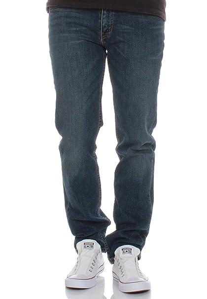 Levis Hombre 511 Adelgazan los Pantalones Vaqueros cebollas ...