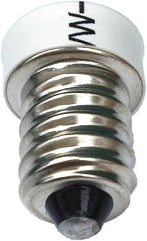 8pcs LED E14//à E12/Ampoule Lampe base Socket lampe adaptateur convertisseur Support pour convertisseur adaptateur de douille de lampe