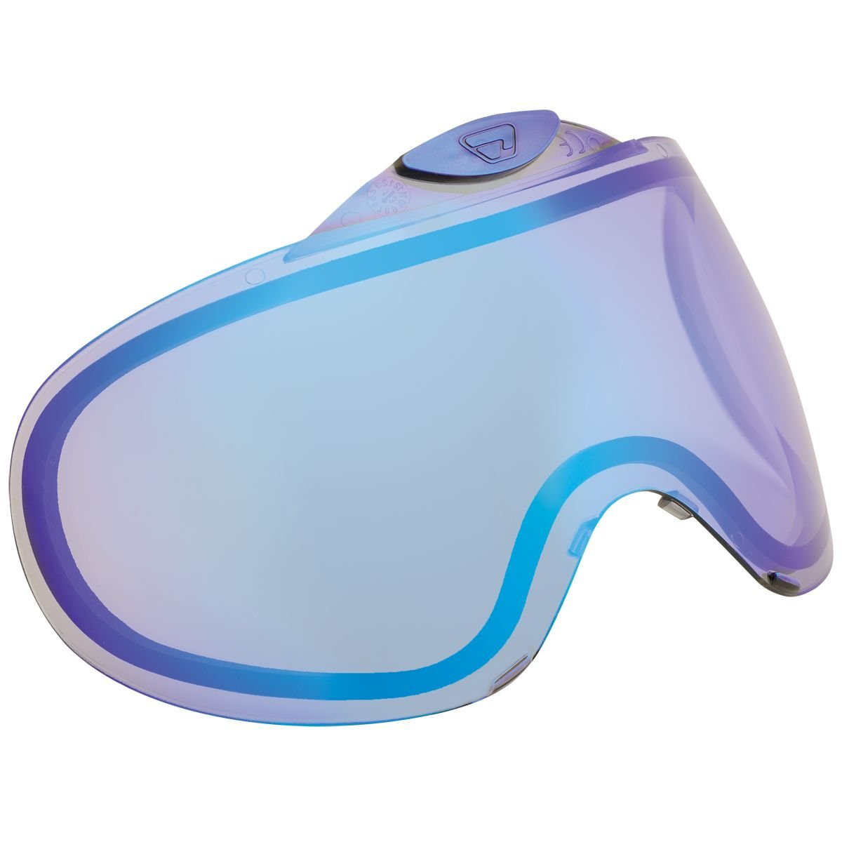 Unisex Dye Maskenglas Lens Proto Switch Fade Sunrise Gafas Protectoras para Paintball One Size