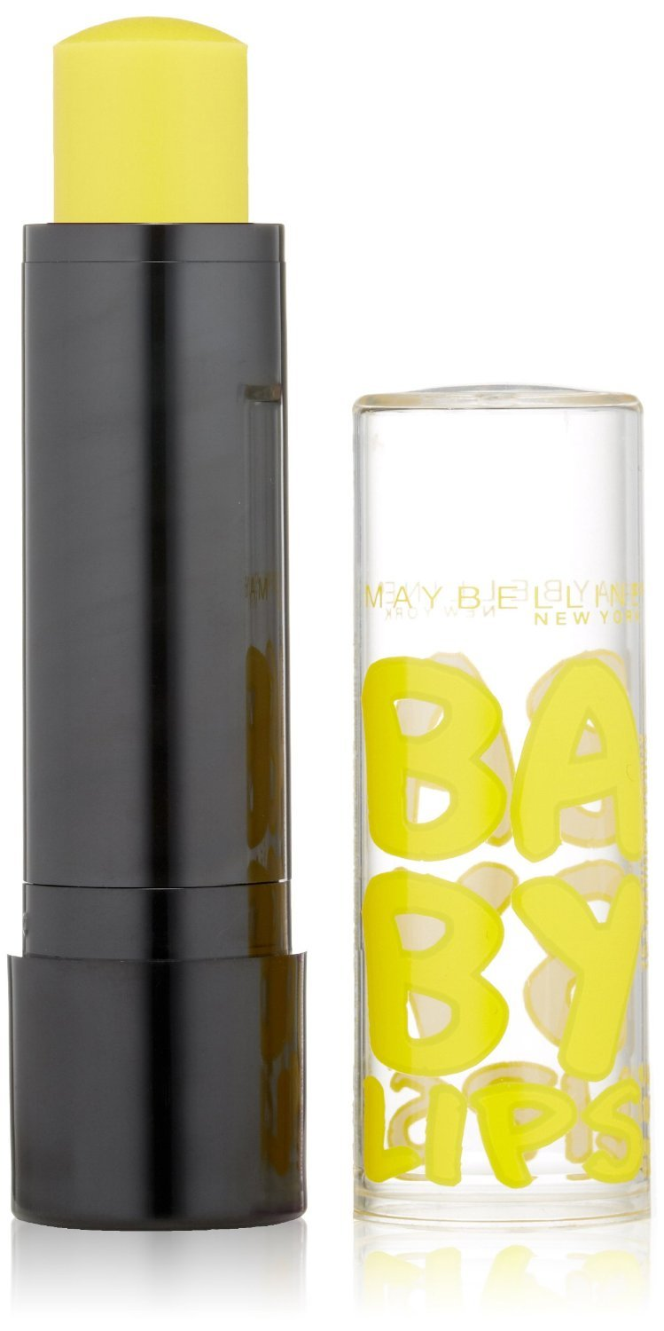 Maybelline Baby Lips Electro Lip Balm, Fierce N Tangy-0.15 oz (4.4 g)