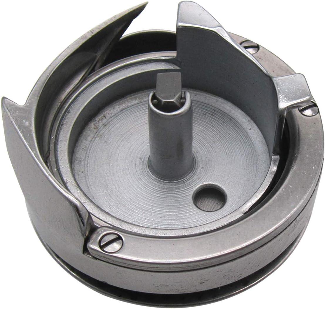 CKPSMS Marca -1 gancho giratorio #HAD-167 compatible con DURKOPP Adler 167,168,267,268+ (gancho giratorio)