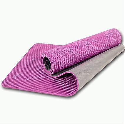 Esterilla plegable para gimnasia y ejercicio, ecológica ...