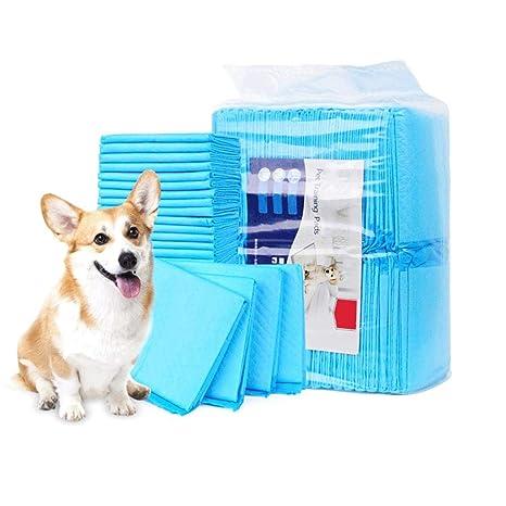 PEALO 50 unids Desechables pañal para Perros y Gatos con Super Absorbente de polímero desodorización a
