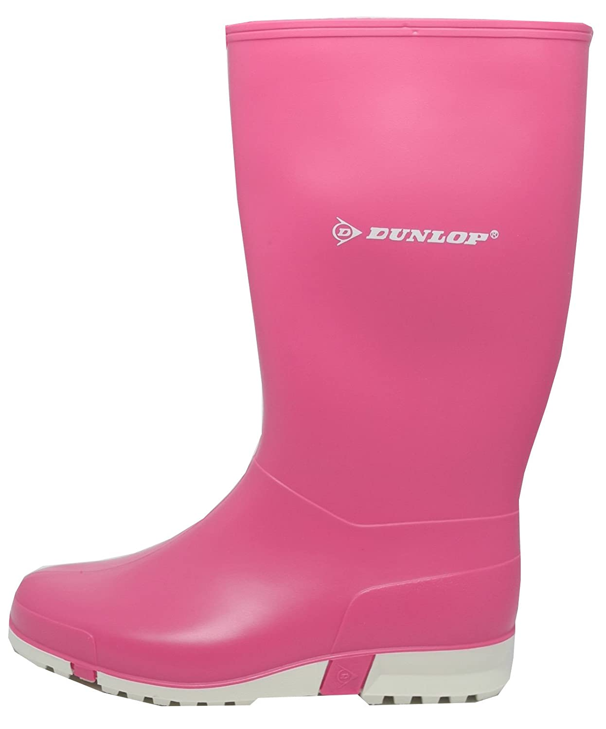 official store pre order buying now Dunlop Ladies Womens Pink Wellies Sport Rubber Wellington Boots Sizes 4-8