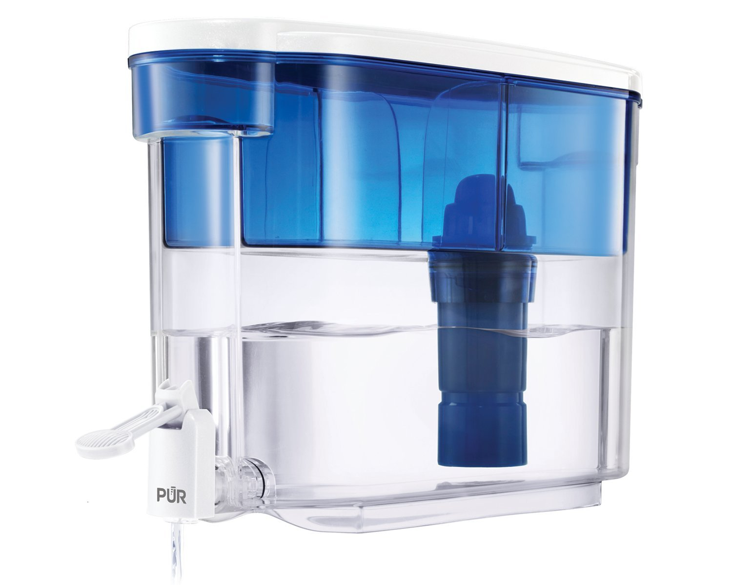 Amazon.com: PUR 18 Cup Dispenser w/1 Filter: Kitchen & Dining