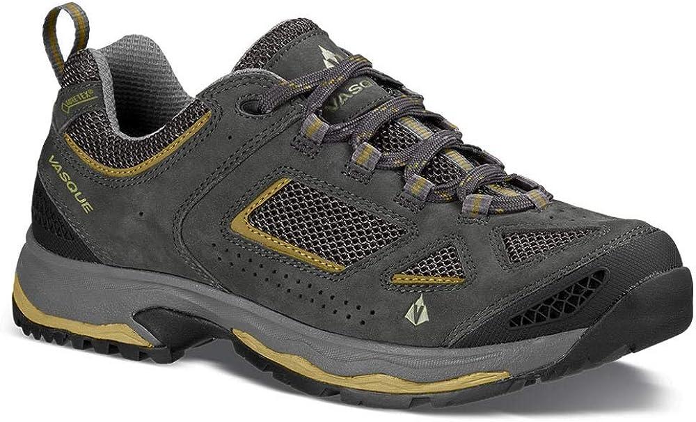 Vasque Men s Breeze III Low GTX Waterproof Hiking Boot