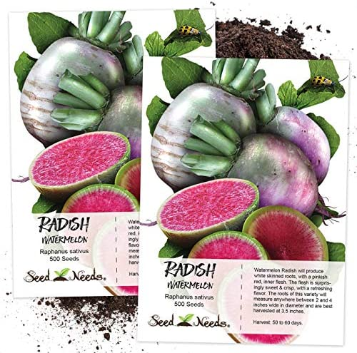 Package Watermelon Raphanus Seed Needs product image