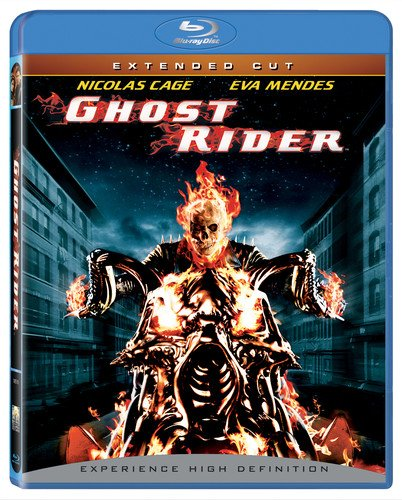 (Ghost Rider (Extended Cut) [Blu-ray])