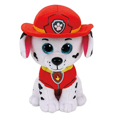 Ty 96322 Aladdin Marshall Dalmation PAW Patrol-MED, Multicolored: Toys & Games
