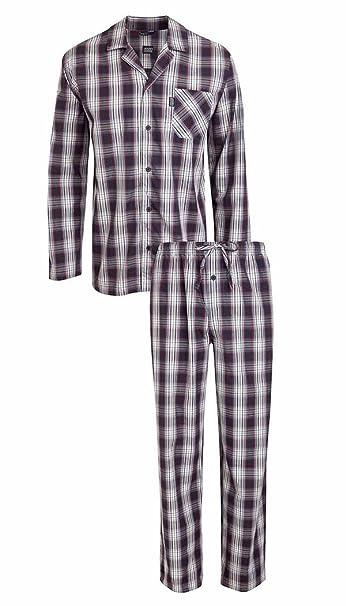Jockey - Pijama - para hombre stonewash night Small