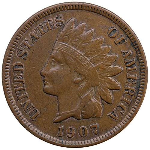 1905 indian head penny - 8