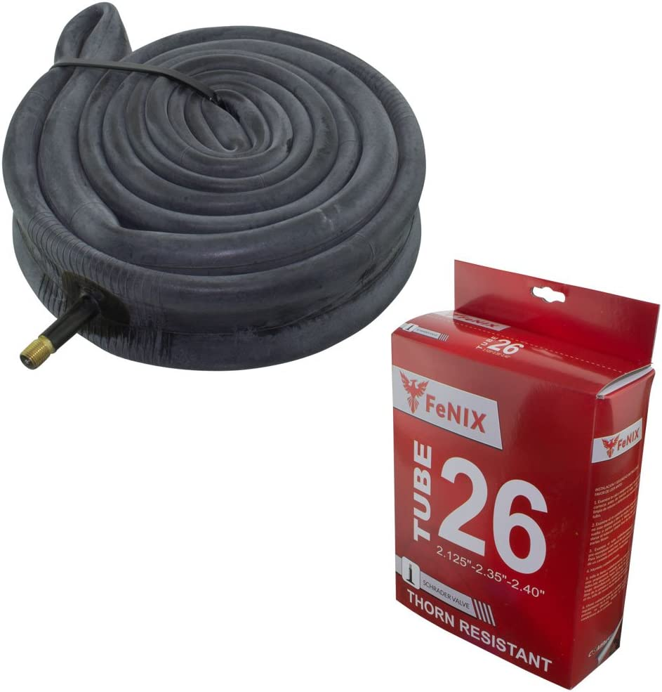 Bicycle Duro Inner Tube 27.5 x 1.95//2.35 48mm Schrader