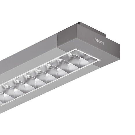 Philips TCS260 Gris iluminación de techo - Lámpara (Oficina ...