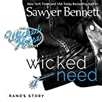 Wicked Need: The Wicked Horse, Book 3 | Sawyer Bennett