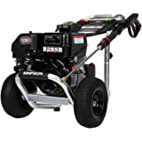 Simpson 3200 PSI Aluminum Series Commercial Direct Drive Pressure Washer with Kohler SH265 Engine& 25' Hose ALH3225-S
