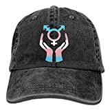 Support Transgender Rights Unisex Adjustable New Style COWBOY HAT