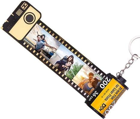 Photo Keychain Picture Keychain Custom Photo Keychain Personalized Photo Keychain  