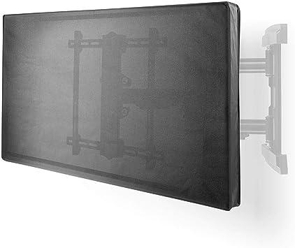 TronicXL 40 31 42 pulgadas cobertura cobertura cobertura TV Fernseh TV cobertura protectora Cover accesorios para compatible con TV Samsung Sony LG Toshiba Medion Grundig LED LCD OLED Plasma: Amazon.es: Electrónica