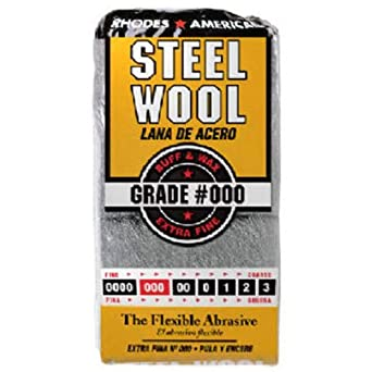 12-Pack HOMAX PRODUCTS 10121000 Number 000 Steel Wool