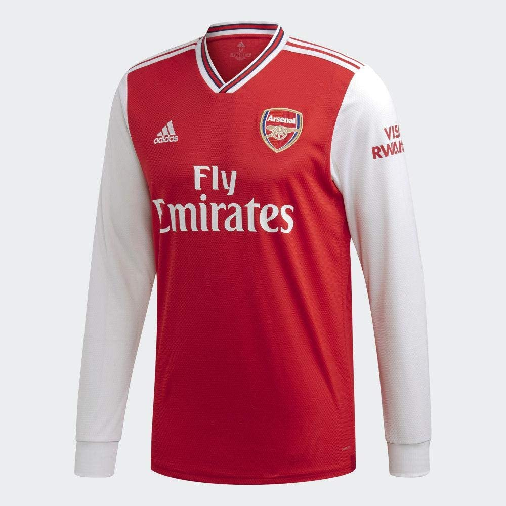 adidas Arsenal Home L/S Jersey 2019-2020