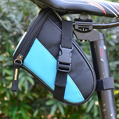 Seat Water Resistant Saddle Beeway Bag Colors Back Mountain Bike Blue Outdoor Cycling Bicycle Bag Storage Pack 8q7qfO