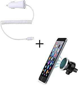 Pack Coche para Motorola Moto E5 Play Smartphone Android (Cable ...