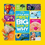 img - for National Geographic Little Kids First Big Book of Why (National Geographic Little Kids First Big Books) book / textbook / text book