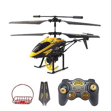 Integrado Rtfcesta Wltoys RojaGrúa Teledirigido Helicóptero Giroscopio Cesta V388 Y 3 Rc Gizmovine 5ch XTOuZkPi