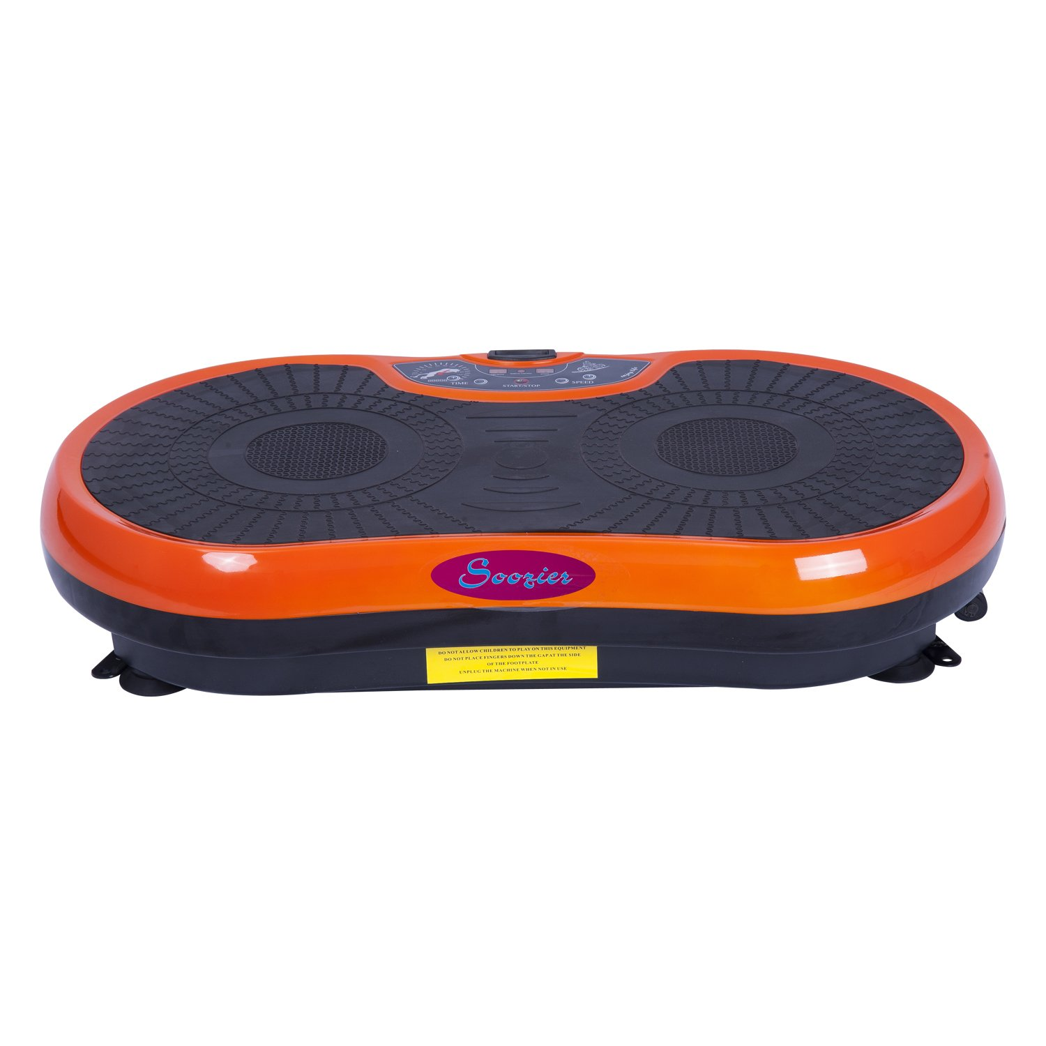 Soozier 200W Compact Portable Vibration Machine with LCD Display