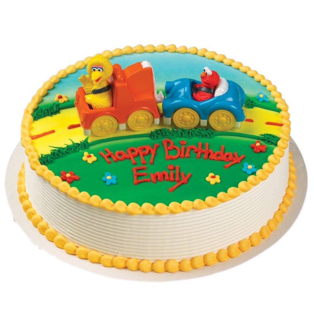 Sesame Street Birthday Cake Kit