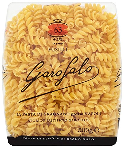 Garofalo Fusilli 500g (Pack of 4)