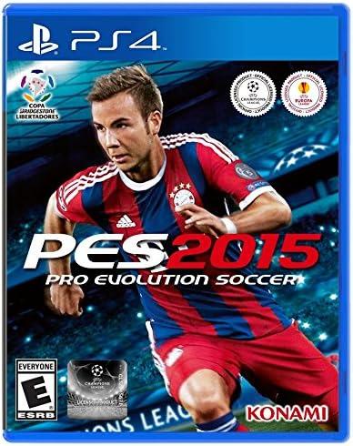 Amazon com: Pro Evolution Soccer 2015 - Xbox One: Konami