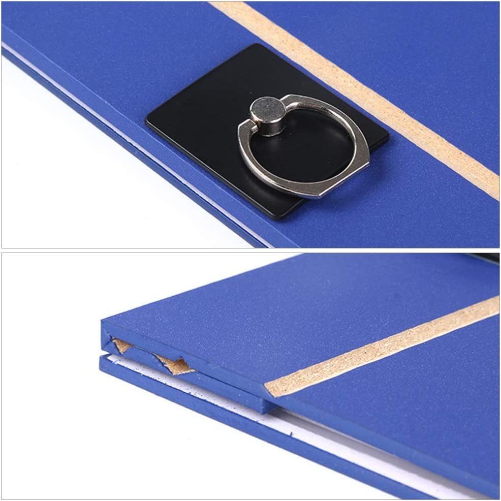 Yellow Original Texture 19.2 * 13.4cm 2X Magnification Enlarger Screen With Wood Stand Hongfutong 3D Phone Physical Projector Screen Mobile Phone Video Screen Movie Screen Folding Bracket