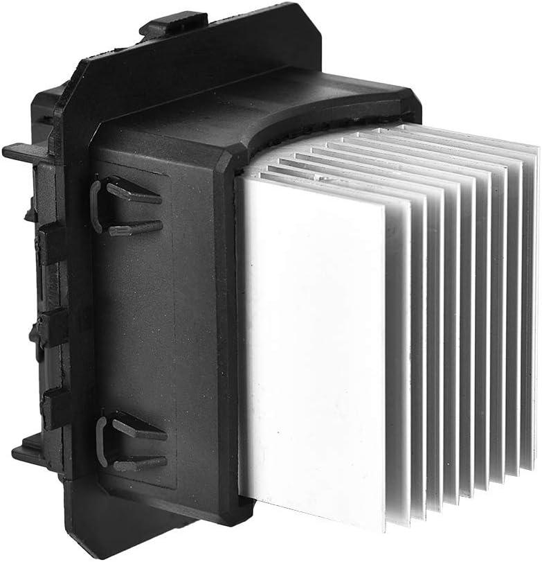 Semoic Car Heater Blower Fan Motor Resistor for 108 207 208 308 206 408 RCZ for C5 7701209850 6441.AA 6441AF