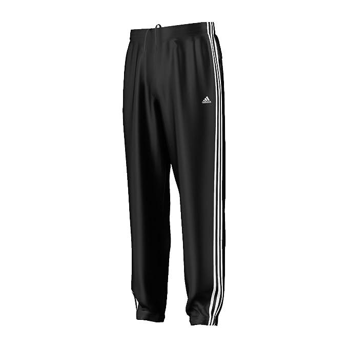 adidas Men's Essentials 3 Stripes Woven Closed Hem Pant