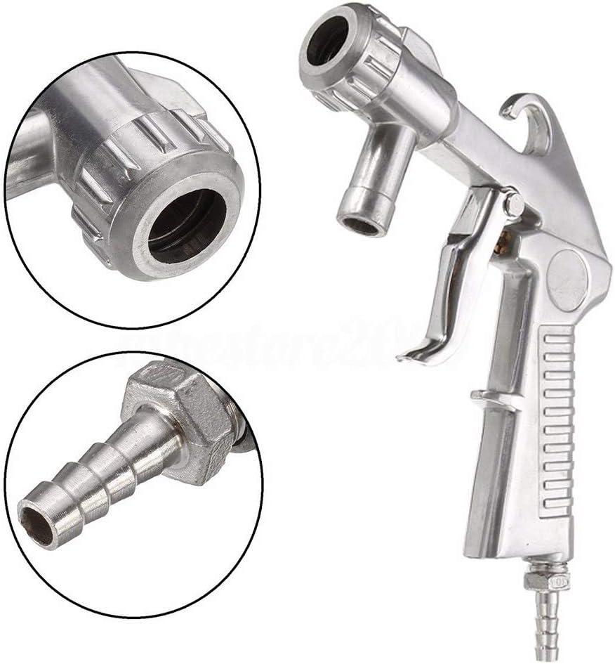 Sableblaster Siphon /à air avec embouts en c/éramique pour pistolet abrasif