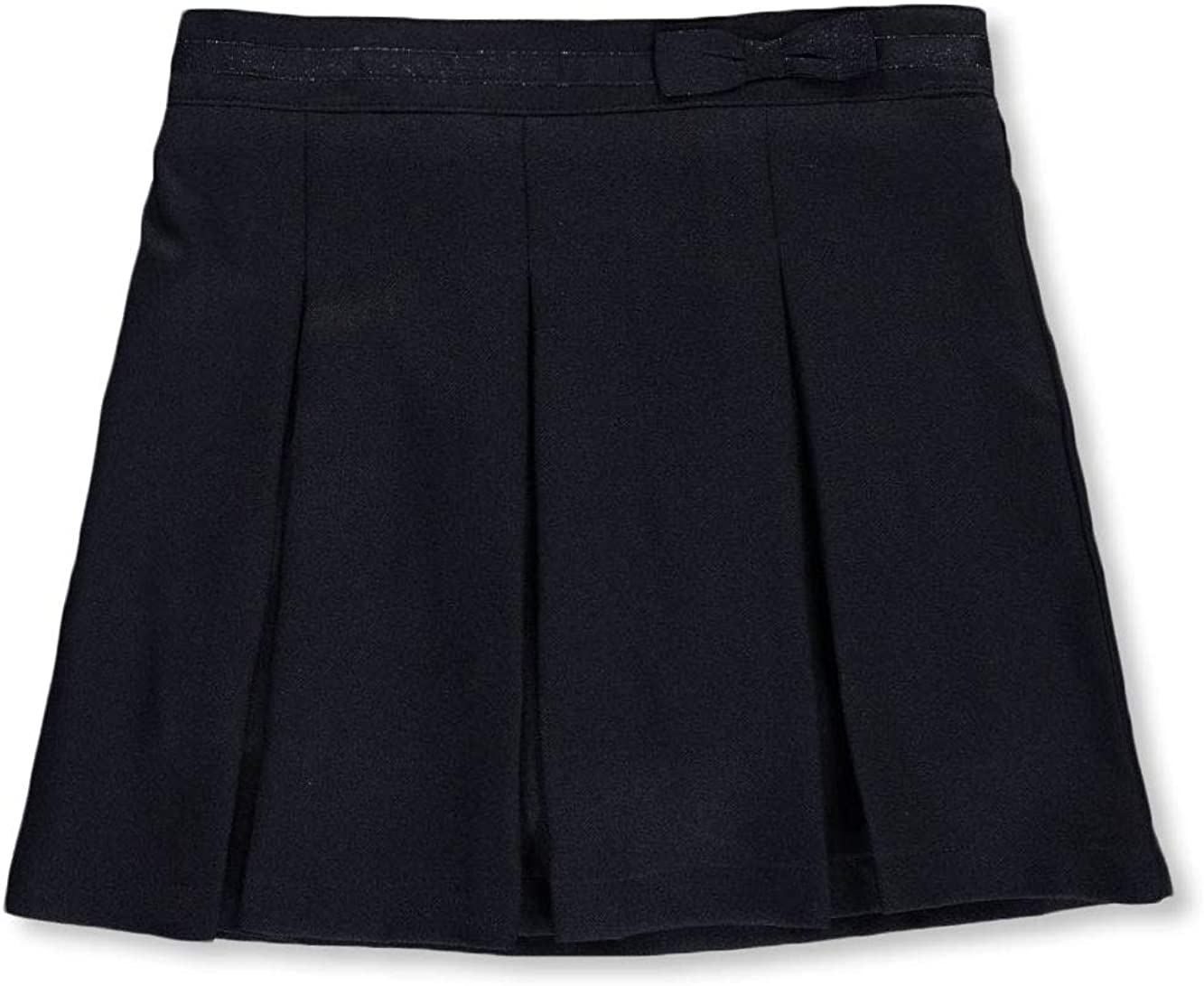 Navy 10 Nautica Big Girls School Uniform Performance Scooter Skirt