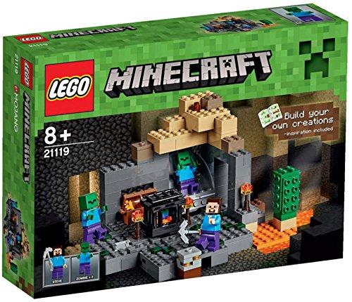 LEGO-La-mazmorra-multicolor-21119