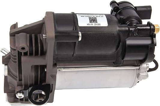 SCITOO Air Suspension Compressor Pump Suspension Strut Airmatic fit 2007-2009 Mercedes-Benz GL320 //2010-2012 Mercedes-Benz GL350 //2007-2012 Mercedes-Benz GL450 //2008-2012 Mercedes-Benz GL550
