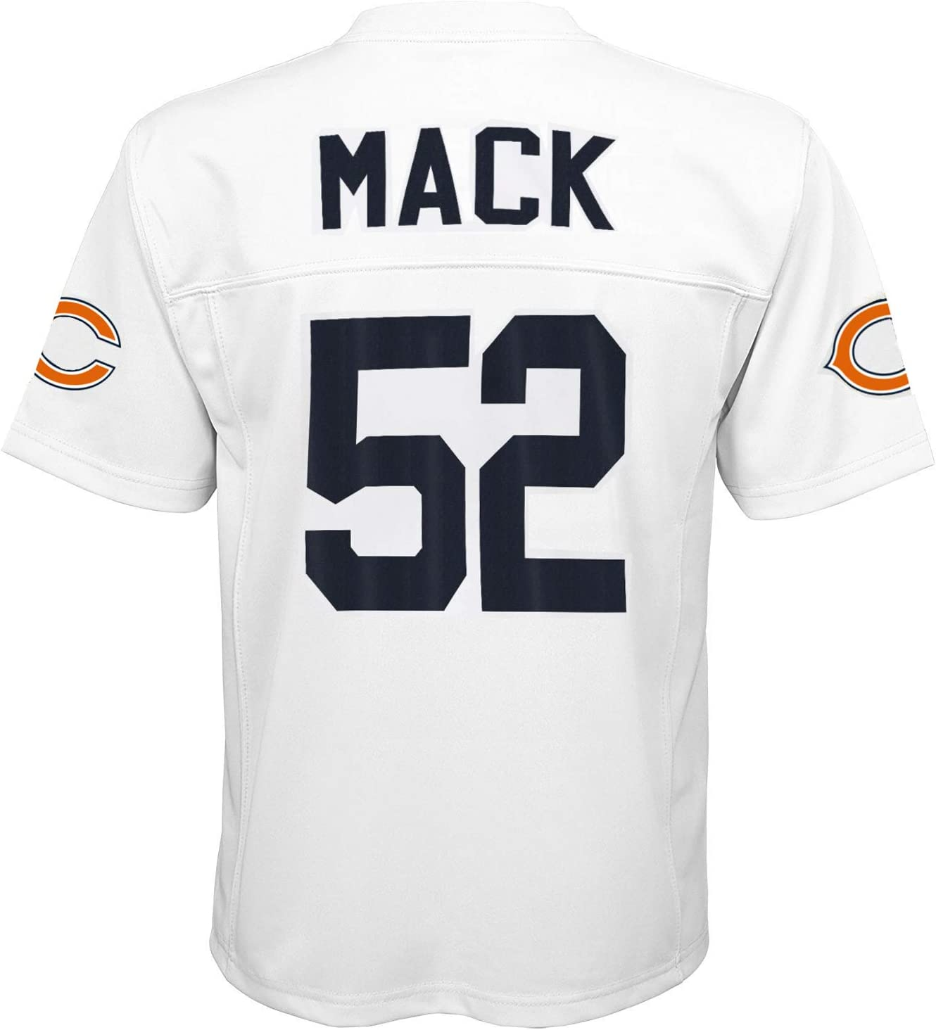 chicago bears jersey colors