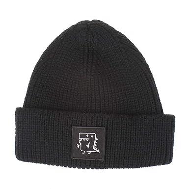 Amuse-MIUMIU Baby Cute Dinosaur Knited Woolen Headgear Cap Beanie Winter Hat  for 2- 3e4ec262ecf