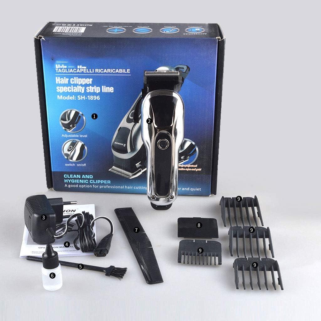 YQ/&TL M/áquina cortapelos Recargable M/áquina cortapelos Inicio M/áquina de Corte el/éctrica