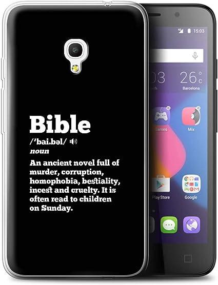 eSwish - Carcasa para teléfono móvil (antireligión) Définition ...