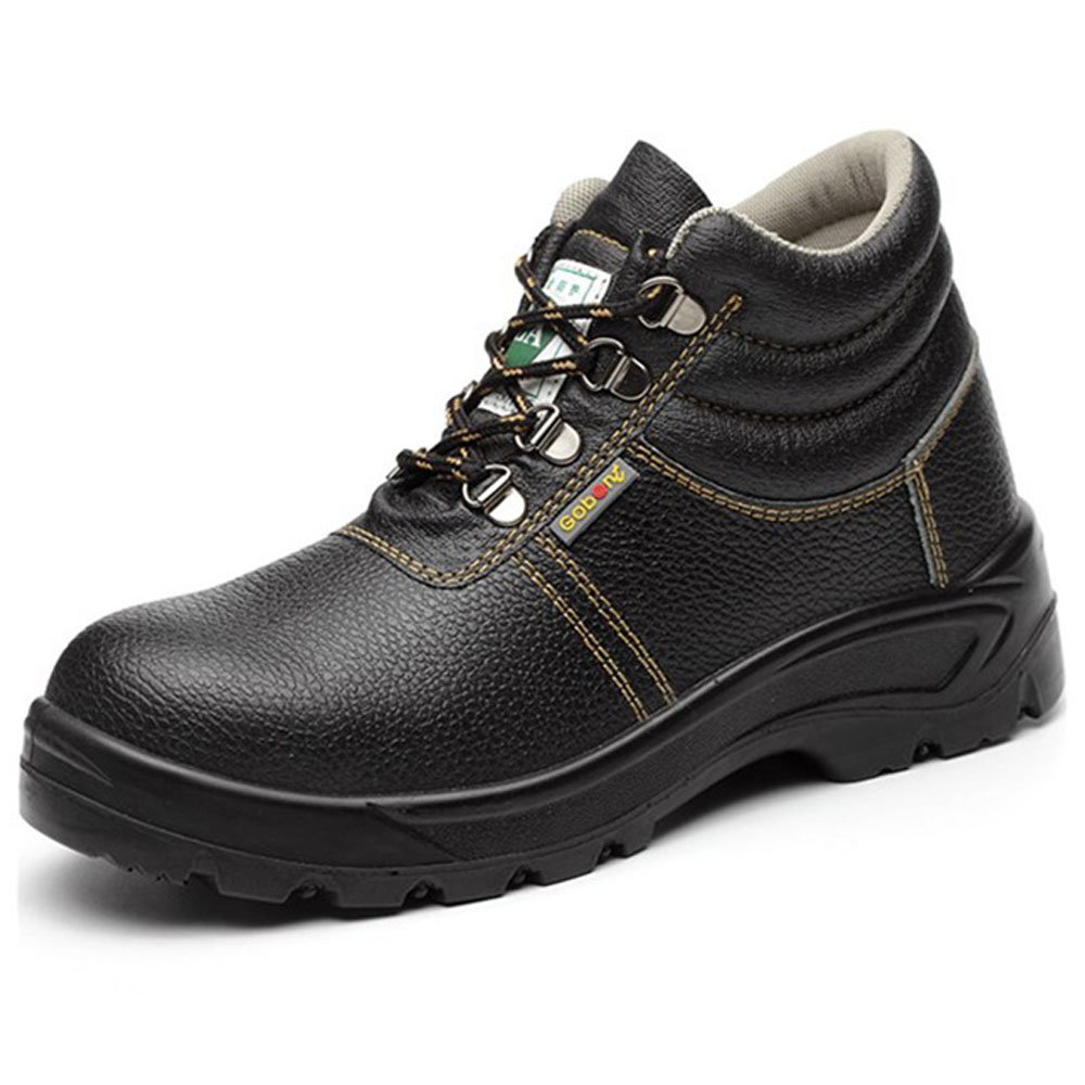 Eclimb Women's Safety Work Shoes Steel-Toe Athletic Shoes