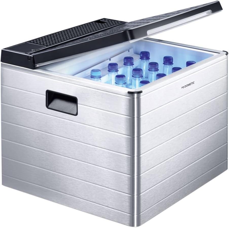 Dometic 9105204289 ACX40G Combicool Absorption Coolbox - Cartucho de Gas de 12 V/230 V/40 litros, Color Gris