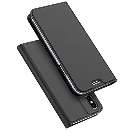 custodia iphone x flip